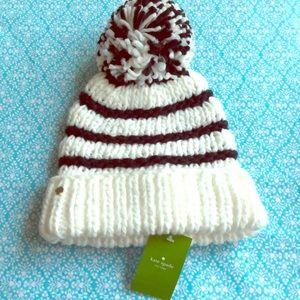 Kate ♠️ hat warm cozy NWT fab hat